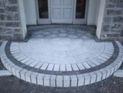 Granite Circle Step