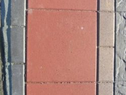 standard red flagstone