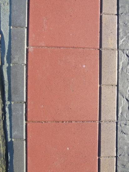 standard red flagstone