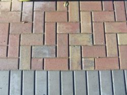 STANDARD PAVING BRICK HEATHER