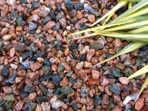 Pink Granite Gravel 20mm