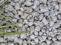 Silver Grey Granite Gravel 15-20mm