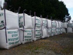 Bulk Bags of Stone & Bark Mulch