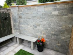 Natural Stone wall & Paving
