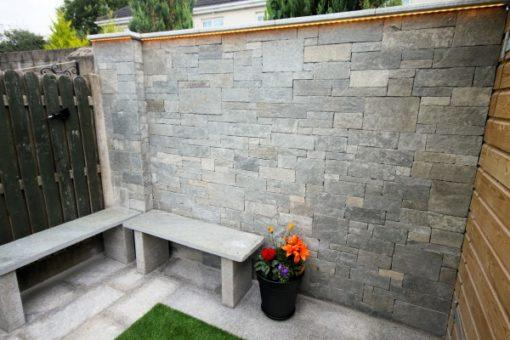 Natural Stone wall & Paving