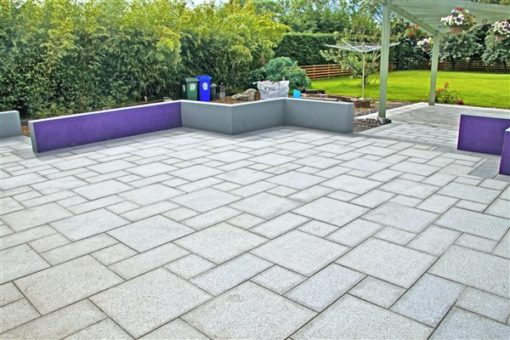 Silver Grey Granite 3 Size Mix