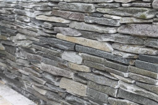 GREY QUARTZ WALLING