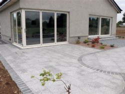 SILVER GREY GRANITE PROJECT