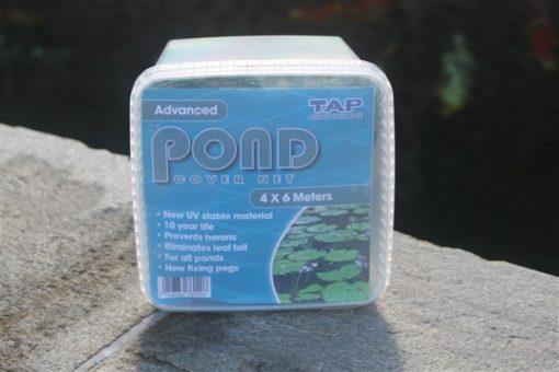 4 X 6M POND NET