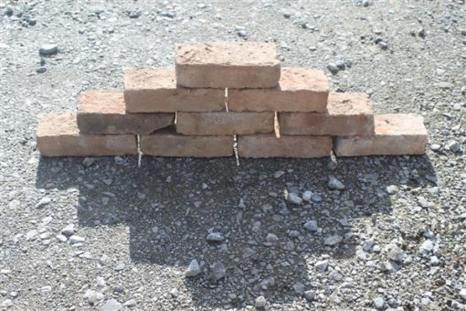 RECLAIMED BUILDING BRICK
